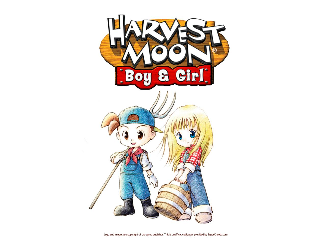 Review : Harvest Moon – Boy and Girl | 8bitbacon